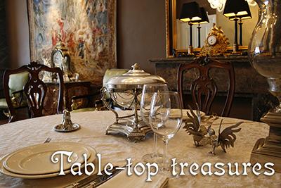 PBSG tabletop flat